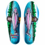 Remind Insoles  MEDIC Jackson Bros Catch & Release-Assorted-9/9.5