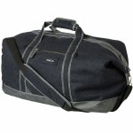 Rvca Oakwood Duffel Bag II-Charcoal-OS