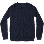 RVCA Chum Sweater-Federal Blue-S