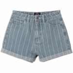 RVCA Hi Roller Short-Washed Stripe-29
