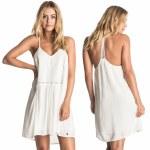 Roxy Prism Pattern Dress Womens-Marshmellow-XS