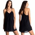 Roxy Prism Pattern Dress Womens-Anthracite-S