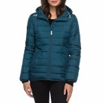 Roxy Forever Freely Jacket Womens-Reflective Pond-M