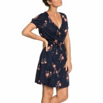 Roxy Monument View Dress Womens-Dress Blues Spaced-L