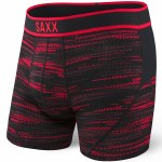 Saxx Kinetic Boxer-Red Road Runner-XL