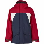 Sessions Mens Ransack Shell Jacket-Marriner-L