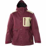 Sessions Tahve Jacket-Cordovan-XL