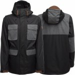 Sessions Airborne Snowboard Jacket-Black-XL