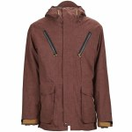 Sessions Supply Jacket-Maroon-XL