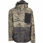 Sessions Wire Jacket-Green-L