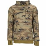 Sessions Hellcat Graphic Pullover Hoody-Green Camo-XXL