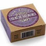 Sex Wax Cold To Cool 9 to 20 Degrees Wax-Purple-OS