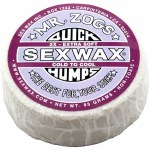Sex Wax Quickhumps Surf Wax-Purple-Cold To Cool-9 to 20 Degrees