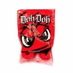 Short's Doh Doh Bushings 95a-Hard-Red