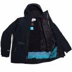 686 Mens Gore Tex Hydrastash Sync Jacket-Black-XL
