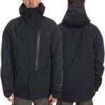 686 Mens Gore Tex GT Jacket-Black-XL