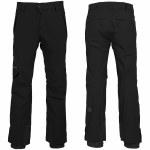 686 Mens Stretch Gore Tex GT Pant-Black-XL