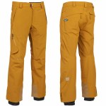 686 Mens Gore Tex GT Pant-Golden Brown-L