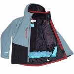 686 Mens Hydrastash Reservoir Insulated Jacket-Goblin Blue Colorblock-M