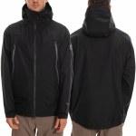686 Mens Gore Tex Paclite Shell Jacket-Black-L