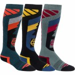 686 Mens So Fresh Sock 3-Pack Sock-Assorted-S/M