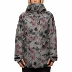 686 Womens GORE-TEX Moonlight Insulated Jacket-Charcoal X-Ray-XS