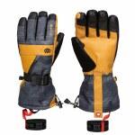686 Mens GTX Smarty Gauntlet Gloves-Golden Brown-M