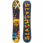Slash Mens Happy Place Snowboard-154