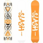 Slash Narwal Floater Snowboard-157