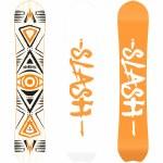 Slash Narwal Floater Snowboard-157