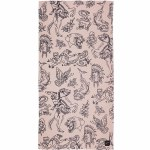 Slow Tide Flash Towel-Pink-OS