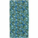 Slow Tide Hendrix Towel-Green-OS