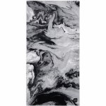 Slow Tide Stone Towel-Smoke-OS