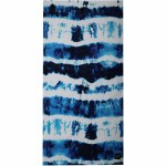 Slow Tide Indigo Sun Towel-Navy-OS