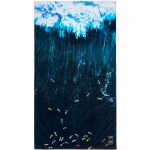 Slow Tide Waimea Towel-Ocean Blue-OS