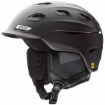 Smith Mens Vantage MIPS Helmet-Matte Black-M