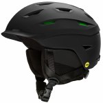 Smith Mens Level MIPS Helmet-Matte Black-L