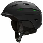 Smith Mens Level Helmet-Matte Black-XL