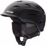Smith Vantage Asian Fit Snow Helmet-Matte Black-M