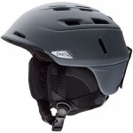 Smith Camber Snow Helmet-Matte Charcoal-S