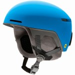 Smith Code MIPS (Multi Directional Impact Protection System) Snow Helmet-Matte Imperial Blue-L