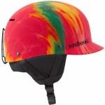 Sandbox Classic  2.0 Snow Helmet-Matte Rasta-S