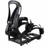 Spark R&D Mens Arc Splitboard Bindings-Black-L
