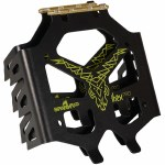 Spark R&D Ibex Pro Crampon-Black/Lime-Regular