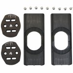 Spark R&D Solid Board Pucks-Black-OS