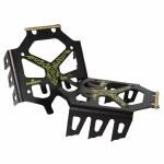 Spark R&D  Ibex Pro Crampon-Black/Lime-Reg