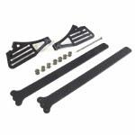 Spark R&D  Tail Clips-Black-OS