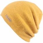 Quinn Beanie Womens-Mustard-OS
