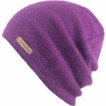 Quinn Beanie Womens-Purple-OS