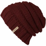 Anise Beanie Womens-Red-OS
